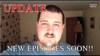 Ghost Hunter Tom from Haunted Finders Show Update