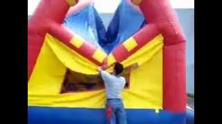 WOULD YOU KNOW BOOGIE (bounce house flat)