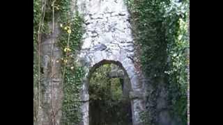 Haunted graveyard in hidden Ireland