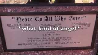 More spirits talk at the Sedona, AZ Chapel. Class A E.V.P recorded