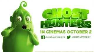 "GHOSTHUNTERS - ON ICY TRAILS - ""ORANGE JUICE"" CLIP [HD] - IN CINEMAS OCTOBER 2"