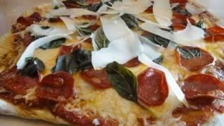 Royal Rose Radicchio Cheese Trio Pizza