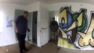 Real Paranormal Investigation:  The haunted Montgomery/Brookins House - Malibu, CA