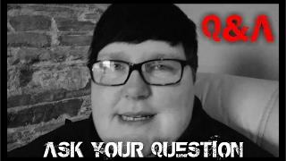 PARANORMAL Q&A | GHOSTS IN YOUR HOUSE | HAVE I CAUGHT A GHOST ON TAPE | USING CANDLES