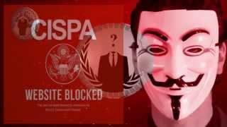 Un llamado de #Anonymous contra #CISPA
