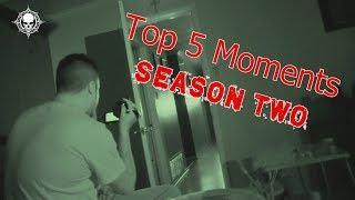 Top 5 Ghost Hunting Videos! Season 2 Dead Explorer