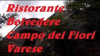 Ristorante Belvedere Campo dei Fiori Varese