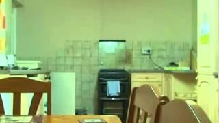 Insane Paranormal Activity Caught on Tape  Violent Ghost Video April 2014