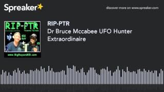 Dr Bruce Mccabee UFO Hunter Extraordinaire (part 3 of 8)