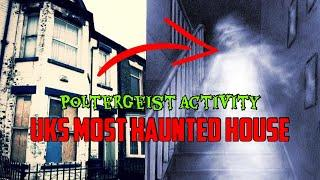 Real POLTERGEIST House   I Get Inside A COFFIN   INSANELY Haunted Room