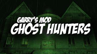Garry's Mod : Ghost Hunters - Episode 3 - Le Manoir Hanté.