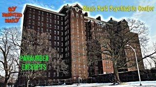 MY HAUNTED DIARY – Kings Park Psychiatric Center Abandoned Asylum paranormal