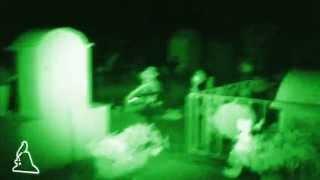 Paranormal Frontera- Investigacion 82 Panteon Amistad Eterna (03 abril 2015)