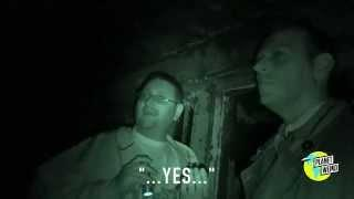 """EVP Evidence Captured in """"The Hole"""" : Raw Investigation Footage from Ohio State Reformatory"""