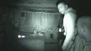 NLPI Ancient Ram Inn Ghost caught on Camera  DEBUNKED