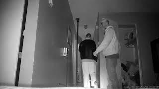 Ghost Haunting at a friend house