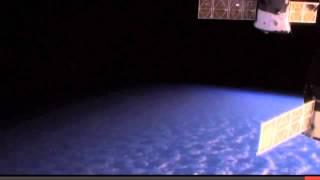 NASA Cuts Live Feed as UFO Approaches ISS?!
