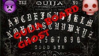 Real Ouija Board Ghost (TRUE HALLOWEEN GHOST STORY)