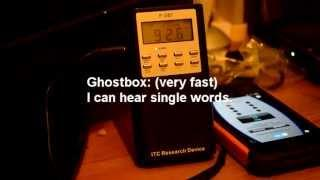 Ghostbox Talking With Spirits Through PSB7