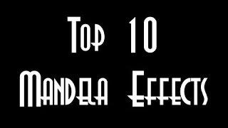 Top 10 Mandela Effects - Parallel Universe Conspiracy Theory