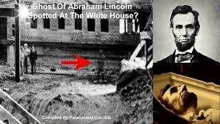 Ghost Of Abraham Lincoln Spotted At The White House?