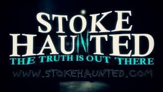 STOKE HAUNTED Q & A from Neil Amison to Stoke Haunted  why investigate in the Dark