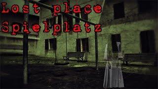 Paranormal Activity auf dem Spielplatz! LOST PLACE