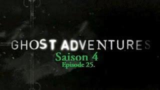 Ghost Adventures - Prison d'Esclaves | S04E25 (VF)