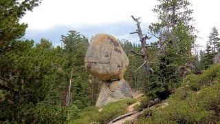 "D.L. Bliss State Park Rubicon Trail - Part 34 ""Balancing Rock"""