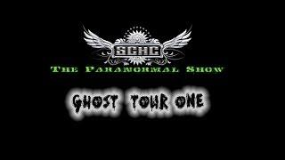 Ghost Tour One