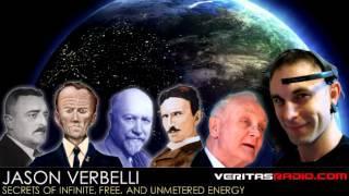 [INTRO] Jason Verbelli on VERITAS RADIO | Secrets of Infinite, Free, and Unmetered Energy