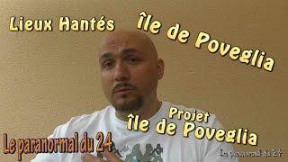L'ÎLE DE POVEGLIA -Lieux Hantés