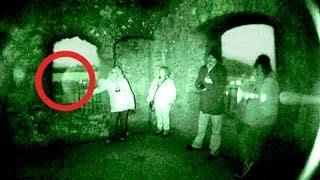 Ghost Hunt 2011. Paranormal Investigation in a Scary, Haunted Castle