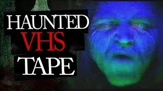 The Haunted Atmosfear Nightmare VHS Tape