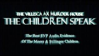 PRISM Paranormal - Villisca Ax (Axe) Murder House Best EVP Evidence of the Children (2004-2014)