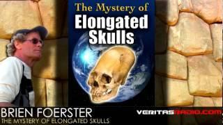Brian Foerster on VERITAS Radio | The Mystery of Elongated Skulls