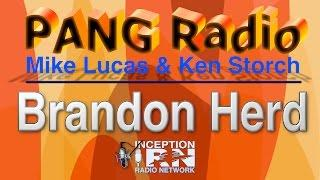 Brandon Herd - Lost American Civilizations & Ancient Egypt - PANG Radio - Insider's Preview