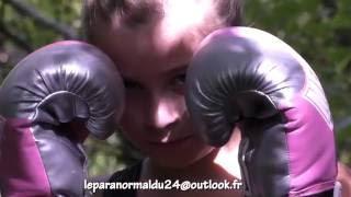 "Savate Boxe Française ""Ma fille 10 ans"""