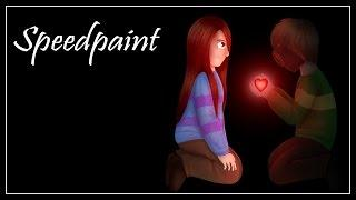 Last Goodbye (Minecraft Undertale Speedpaint | Spoiler Warning)