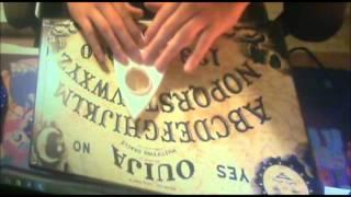 Live Skype Ouija board session with Mark Xmas night 25th/26th Dec 2014