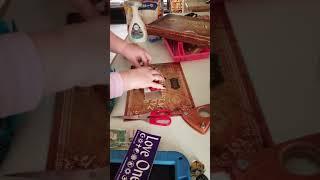 Ridding of Ouija Board step 1
