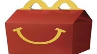 McDonald's Replacing Happy Meal Toys