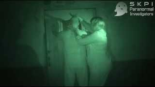 Paranormal Film From Our Investigation in Menorca - Santi's Experience