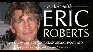 Eric & Eliza Roberts on Dead Air Paranormal Radio Show Halloween