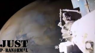 *LEAKED* NASA footage of MANNED Mission to Mars | Just Paranormal