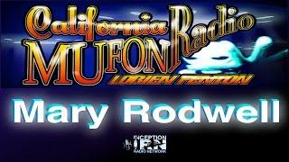 Mary Rodwell - Psychological Effects of Abduction - California Mufon Radio