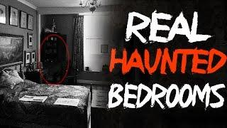 Top 5 Haunted Bedrooms - Real Ghosts Caught on Tape