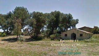 chercheur du paranormal épisode 11 saison 01 chez Denis et Maria la maison dans les pins