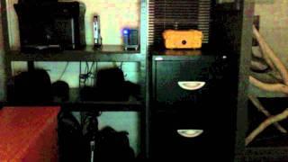 Poltergeist Activity - 20JUL2011 - NQGHOSTHUNTER