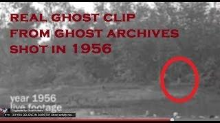 GHOST CAUGHT ON TAPE IN NATIONAL PARK (Real ghost footage shot in 1956) Scary Videos